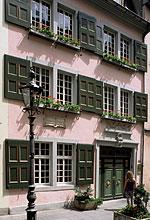 dieses Foto zeigt das BeethovenhausBeethovenhaus