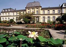 dieses Foto zeigt das Poppelsdorfer Schloss
